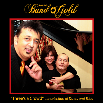 Three's a Crowd CD